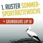 1. Ruster Sportaerztewoche 2015
