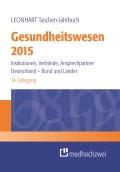 Leonhart Taschen-Jahrbuch Gesundheitswesen 2015