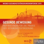 Wiener Gesundheitsförderungskonferenz 2015
