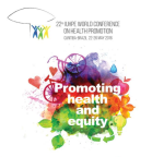 22nd IUHPE World Conference On Health Promotion