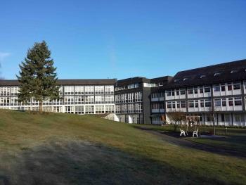 Die Klinik Bad Berleburg